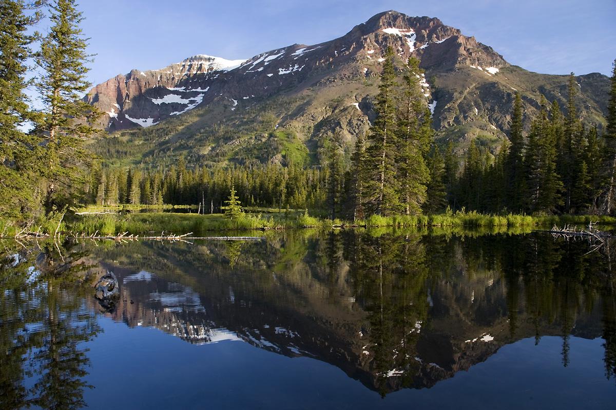 Bigfork Bay Flathead Valley Montana, Chuck Haney