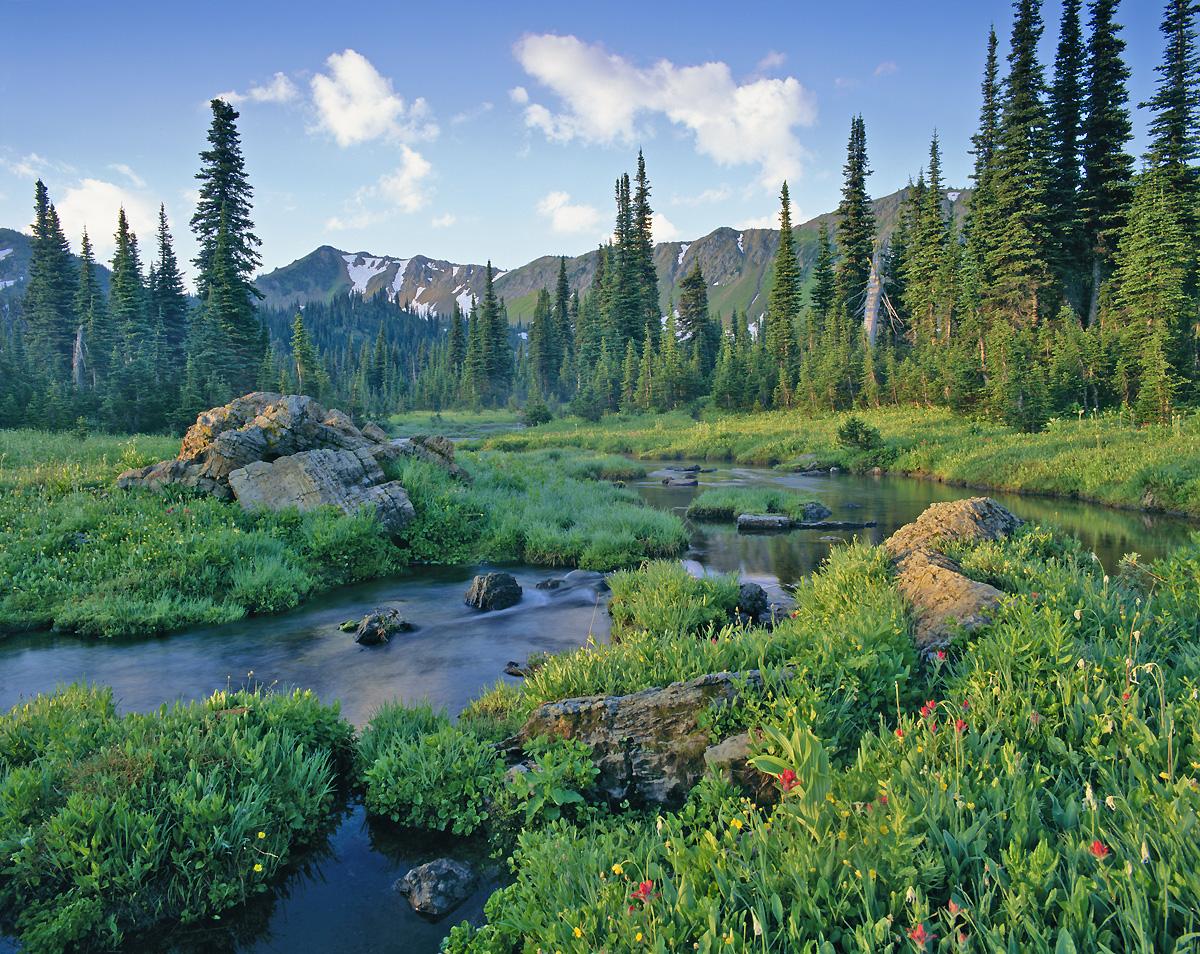 Jewel Basin, Flathead Valley Montana, Chuck Haney