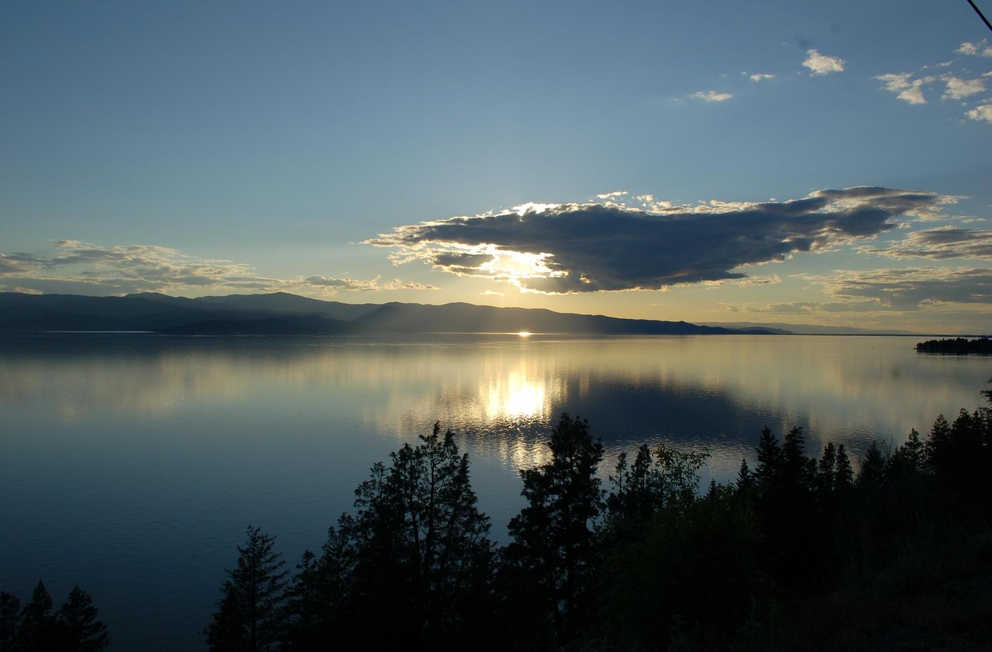 Bigfork Bay Flathead Valley Montana, Killian
